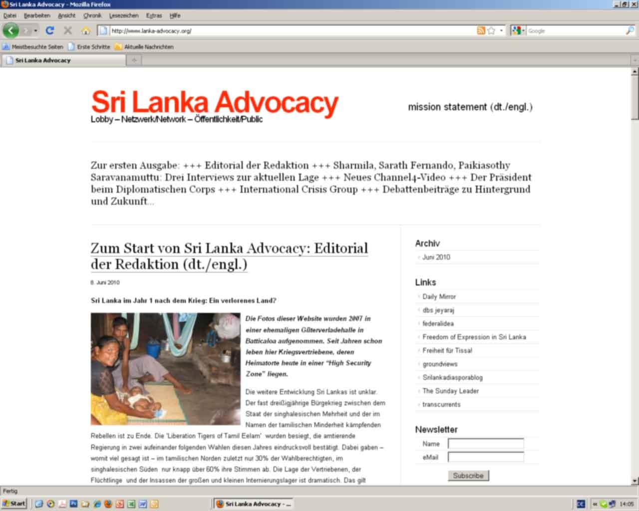 Sri Lanka Advocacy Medico International