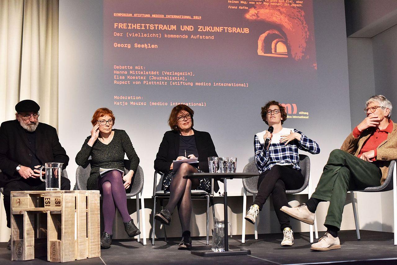 Symposium 2019 Raus Aus Den Verstecken Medico International